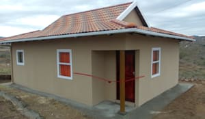 Casas modernas por Readykit Cape (Pty) Ltd