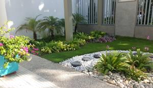 Fotos Varias de jardines - Barranquilla: Jardines de estilo  por ecoexteriores