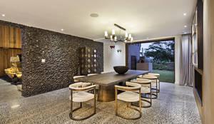 کھانے کا کمرہ by Ferguson Architects