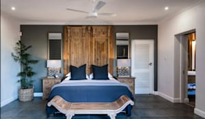eclectic Bedroom by JSD Interiors