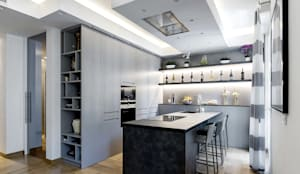 modern Kitchen by TM Italia