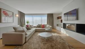 Sala de estar: Salas de estar modernas por MOYO Concept