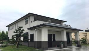 日本節能健康住宅冬暖夏涼:  住宅 by 台日國際住宅股份有限公司