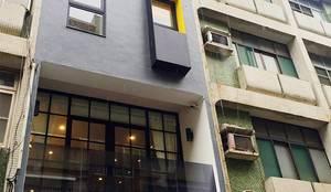 黑色基地:  房子 by 釩星空間設計