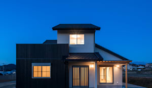 加古川市志方町の家: 中村建築研究室 エヌラボ(n-lab)が手掛けた家です。