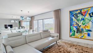 Sala: Salas de estar modernas por menta, creative architecture