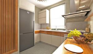 modern Kitchen by 50GR Mimarlık