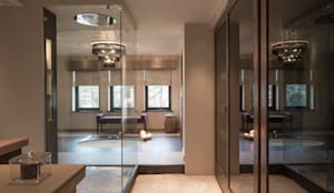 Broad Walk Master Bathroom: modern Bathroom by Roselind Wilson Design