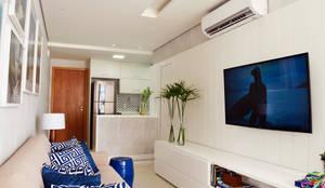 modern Living room by Studio MAR Arquitetura e Urbanismo
