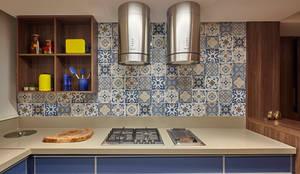Apartamento GM - Vila da Serra: Cozinhas modernas por CLS ARQUITETURA