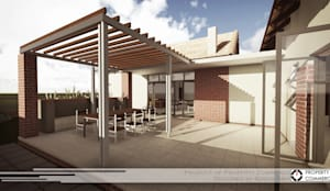 Prototype design 02: modern Houses by Property Commerce Architects