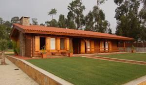 Maisons de style de style Rustique par Rusticasa