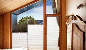 Fensterformen – vielfältig und effizient:  Maßanfertigungen für das Haus:  Fenster von Kneer GmbH, Fenster und Türen