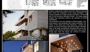 Residential: modern Houses by J9 Associates