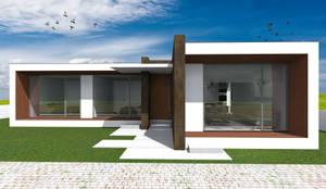 Projeto Safira: Habitações  por Magnific Home Lda