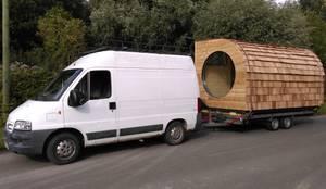 le nid un habitat modulaire nomade par alter ec 39 home homify. Black Bedroom Furniture Sets. Home Design Ideas
