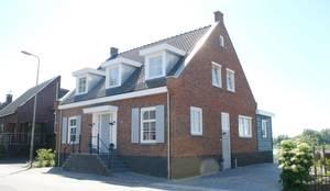 klassische Häuser von Brand BBA I BBA Architecten