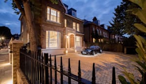 Barnes: Exterior Post Renovation: modern Houses by Studio K Design
