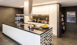 Cocinas de estilo moderno por INAIN Interior Design