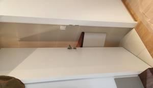 Badezimmer/Toiletteneinrichtung WC Kleinstmöbel Dampfer