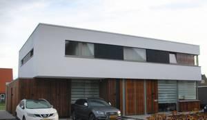 WONING EMY-009: moderne Huizen door Hopmanhuis