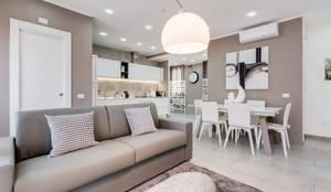 Salas de estar modernas por Luca Tranquilli - Fotografo