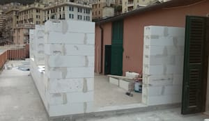 Casas de estilo minimalista por Architetto Zappia Luca