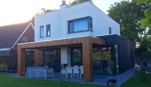 modern Houses by Nico Dekker Ontwerp & Bouwkunde