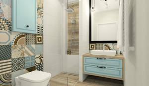 Ванные комнаты в . Автор – Esteti Design