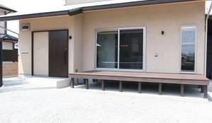 外観: AD-HOUSE/株式会社大喜建設が手掛けた家です。