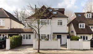 klassische Häuser von VCDesign Architectural Services