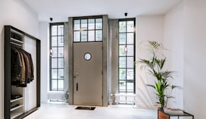 Puertas de estilo  por EVA architecten