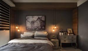 rustikale Schlafzimmer von KD Panels