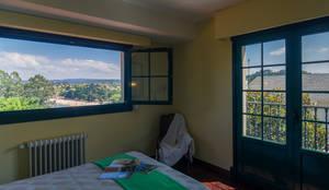 Chalet lugar de chas coiros por morando inmobiliaria homify - Casas en bergondo ...