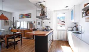 Projekty,  Kuchnia zaprojektowane przez Chantal Forzatti architetto