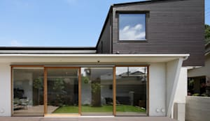 Деревянные дома в . Автор – atelier137 ARCHITECTURAL DESIGN OFFICE