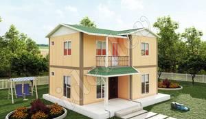บ้านสำเร็จรูป by İdeal Ev (Prefabrik Evim)