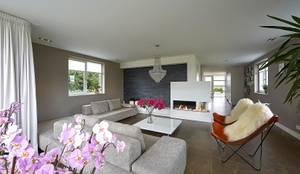Salon de style de stile Rural par Brand BBA I BBA Architecten