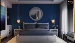 La Nouva Residence: modern Bedroom by Ori - Architects
