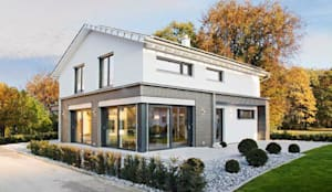 Prefabricated home by ADAY GRUP Hafif Çelik Yapılar A.Ş. / LGS CONSTRUCTION