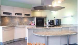 Muebles y proyectos mobiliya dise adores de cocinas en guadalajara homify - Disenadores de cocinas ...