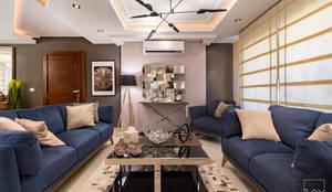 Salas de estar modernas por RayDesigns