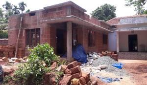 construction:  Villas by shabin