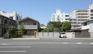 佐藤重徳建築設計事務所의  주택