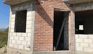 Casas coloniais por LUBAAL construcción y arquitectura