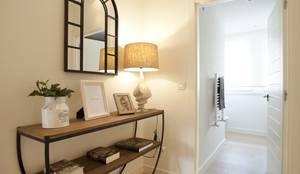 Couloir, Entrée & Escaliers de style de style Classique par Sube Susaeta Interiorismo - Sube Contract Bilbao