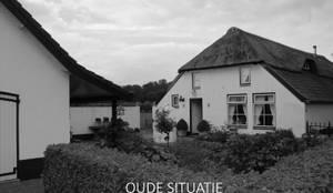 Maisons de style de stile Rural par Bob Romijnders Architectuur & Interieur