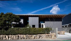 富田林の家:  井上久実設計室が手掛けた家です。