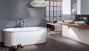 Quaryl: Baños de estilo moderno de Villeroy & Boch