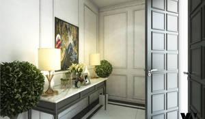 Projekty,  Taras zaprojektowane przez w.interiorstudio